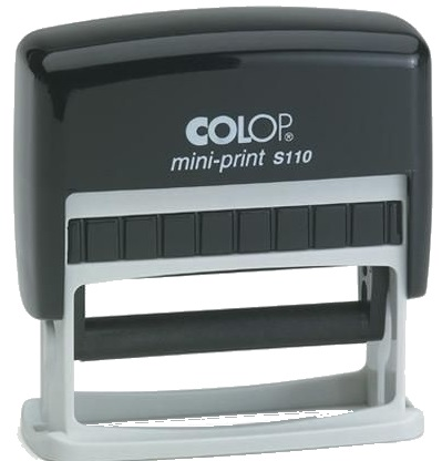 Colop S110 stimpill